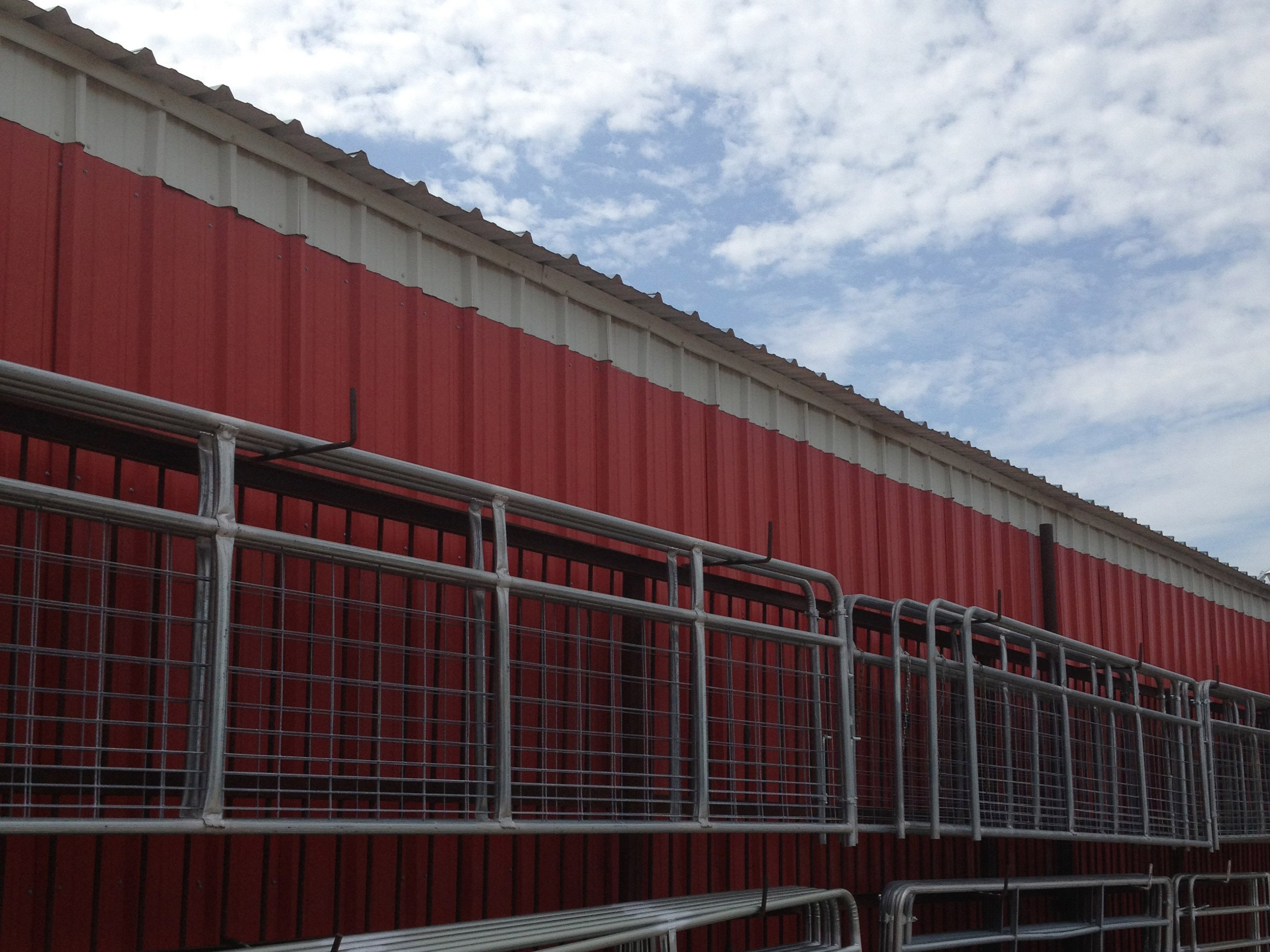 Gates and posts for fences sold by Lowery's Wholesale metals in Wise County, Big Lake and Cotulla Texas.